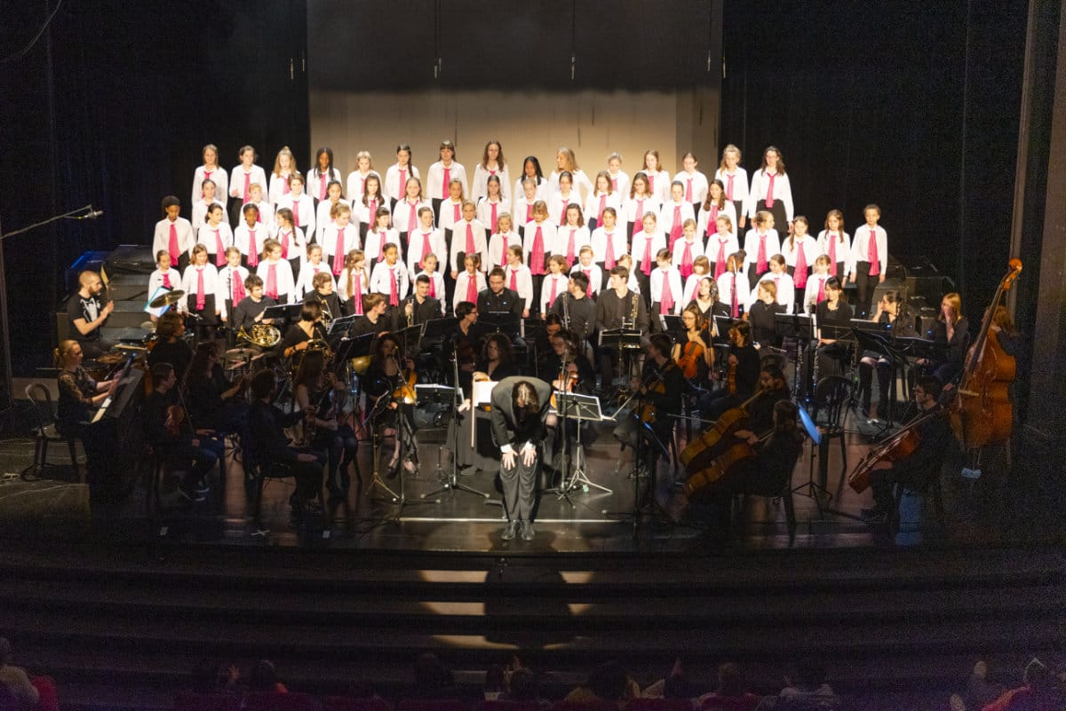 Concert de Mélopée, Centre Culturel d'Uccle